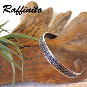 RN by Raffinito ラフィニート バングル シルバー925 (RNA-008)|cufflink