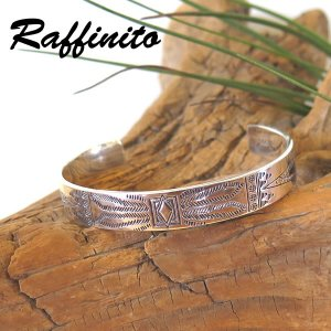 RN by Raffinito ラフィニート バングル シルバー925 (RNA-009)|cufflink