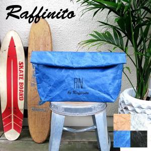 RN by Raffinito ラフィニート 【タイベック】 クラッチバッグ 【ネコポス不可】 cufflink