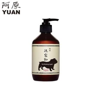 YUAN ユアン ペットシャンプー 洗寵物-草本淨味 500ml (阿原 ユアンソープ FRAGRANT 犬 猫)|cufflink