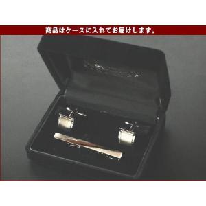 選べる12石 誕生石カフス ネクタイピンンセット cuffs-kobo 03