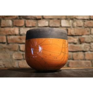ベルギー生まれの鉢、DOMANIのミンスクポットです。 DOMANIの代表作、ミンスクシリーズの最小...