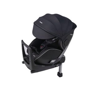 RECARO ZERO.1 SELECT ゼロワンセレクト(レカロ)オニキスブラック 新生児から使えるチャイルドシート|cunabebe