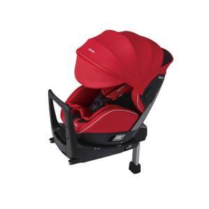 RECARO ZERO.1 SELECT ゼロワンセレクト(レカロ)コーラルレッド 新生児から使えるチャイルドシート|cunabebe