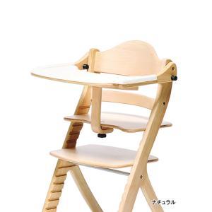 テーブルマット すくすくスリム用 木製ハイチェア ベビーチェア cunabebe