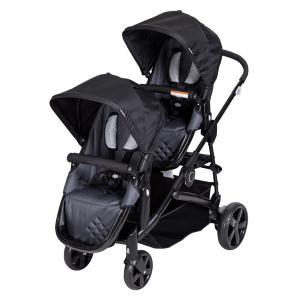 ベビーカー 二人乗り 縦型 BabyTrend シット&スタンド スナップギア 日本育児「代金引換不可」|cunabebe
