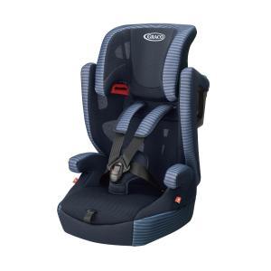 チャイルドシート 1歳から シートベルト コンパクト 軽量 軽い グレコ エアポップ インディゴポップ|cunabebe