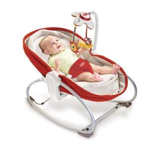 寝ている赤ちゃんを起こさずに、ワンタッチでおひるねベッドに早変わり!! 1台3役のベビーシート  ・...