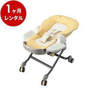 眠りと育児をトータルサポートする、新・快適育児ステーション。 ママのだっこのような心地よい揺れのスリ...