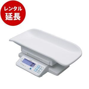 レンタル延長:タニタ BD-715 デジタル体重計(5g)ベビースケール|cunabebe