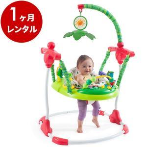 ジャンパルー レンタル1ヶ月:はらぺこあおむし アクティビティジャンパー 遊具 室内 おもちゃ cunabebe