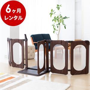 ベビーゲート おくトビラLサイズ 新品レンタル6ヶ月:日本育児 cunabebe