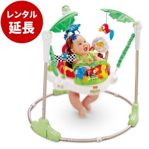レンタル延長:レインフォレスト ジャンパルー プレイジム 室内遊具|cunabebe