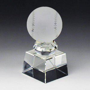 トロフィー SB−1 野球 クリスタルボール