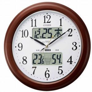CITIZEN シチズン 掛時計 電波時計 インフォームナビEX 4FY620-006|cuore