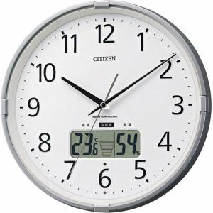 CITIZEN シチズン 掛時計 電波時計 インフォームナビS 4FY621-019|cuore