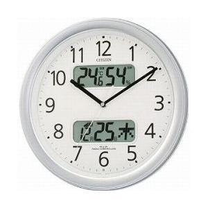 CITIZEN シチズン 掛時計 電波時計 ネムリーナカレンダーM01 4FYA01-019|cuore