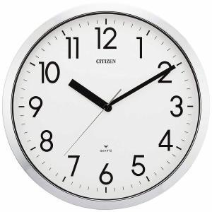 CITIZEN シチズン 掛時計 クオーツ オフィスタイプ スペイシーM522 4MG522-050|cuore