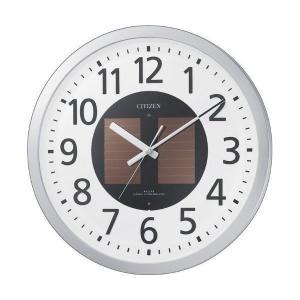 CITIZEN シチズン 掛時計 ソーラー電波時計 エコライフM815 4MY815-019|cuore