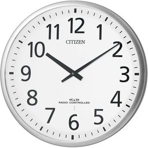 CITIZEN シチズン 掛時計 電波時計 オフィスタイプ スリーウェイブM821 4MY821-019|cuore