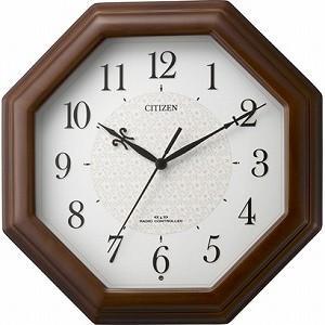 CITIZEN シチズン 掛時計 電波時計 ネムリーナメイト 4MYA30-006|cuore