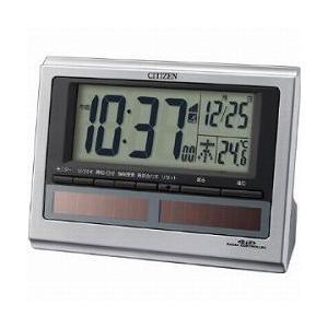 CITIZEN シチズン デジタル時計 ソーラー 電波時計 パルデジットソーラーR125 8RZ125-019|cuore