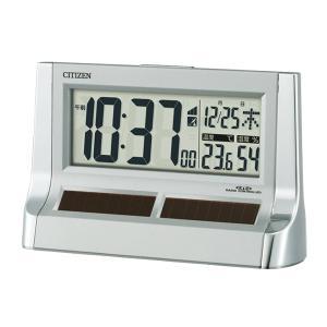CITIZEN シチズン デジタル時計 ソーラー 電波時計 パルデジットソーラーR128 8RZ128-019|cuore