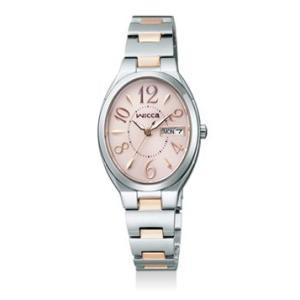 シチズン CITIZEN ウィッカ wicca ベーシック ソーラーテック レディース腕時計 KH3-118-93|cuore