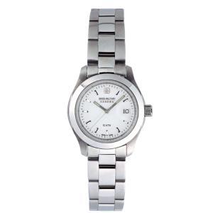 SWISS MILITARY スイスミリタリー ELEGANT エレガント ML102 レディース腕時計 白文字盤 ペアウォッチ cuore