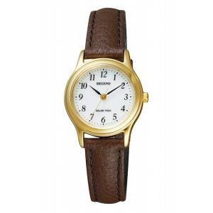 CITIZEN シチズン REGUNO レグノ ソーラーテック スタンダード RS26-0031C レディース腕時計|cuore