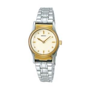 SEIKO 盲人時計 女性用 ホワイト SQWK024