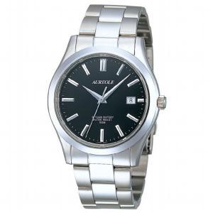 AUREOLE オレオール ドレス SW-409M-1 クオーツ メンズ腕時計|cuore