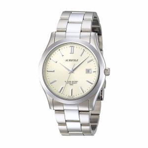 AUREOLE オレオール ドレス SW-409M-3 クオーツ メンズ腕時計|cuore
