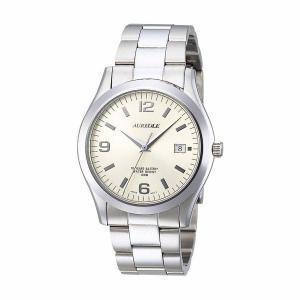 AUREOLE オレオール ドレス SW-409M-4 クオーツ メンズ腕時計|cuore