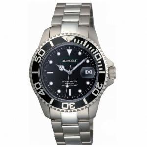 AUREOLE オレオール スポーツ SW-416M-1 クオーツ メンズ腕時計|cuore