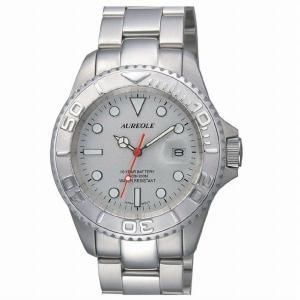 AUREOLE オレオール スポーツ SW-416M-6 クオーツ メンズ腕時計|cuore