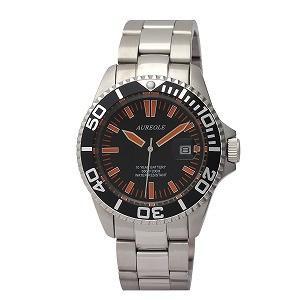 AUREOLE オレオール スポーツ SW-416M-A1 クオーツ メンズ腕時計|cuore