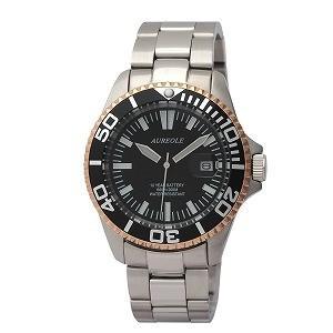 AUREOLE オレオール スポーツ SW-416M-A2 クオーツ メンズ腕時計|cuore