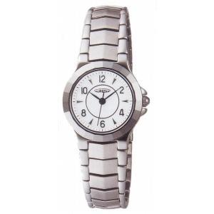 AUREOLE オレオール 超硬 SW-457L-3 クオーツ レディース腕時計 ペアウォッチ|cuore