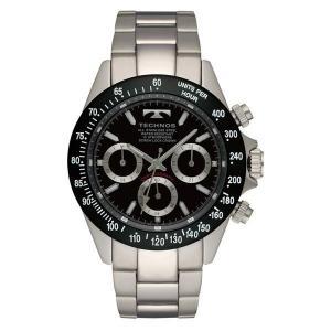 TECHNOS テクノス クロノグラフ クオーツ TSM401TB メンズ腕時計|cuore