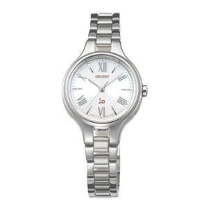 ORIENT オリエント IO イオ ナチュラル&プレーン ソーラー電波時計 WI0111SD レディース腕時計|cuore