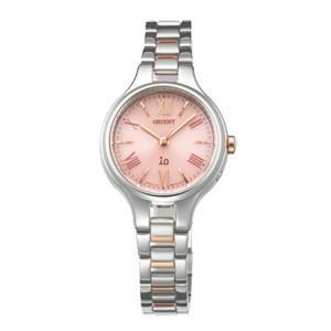 ORIENT オリエント IO イオ ナチュラル&プレーン ソーラー電波時計 WI0121SD レディース腕時計|cuore