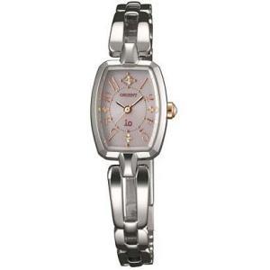 ORIENT オリエント IO イオ Sweet Jewelry ソーラー時計 WI0131WD レディース腕時計|cuore