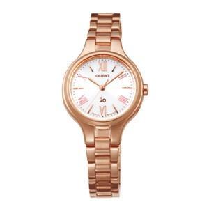 ORIENT オリエント IO イオ ナチュラル&プレーン ソーラー電波時計 WI0141SD レディース腕時計|cuore