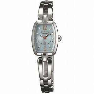 ORIENT オリエント IO イオ Sweet Jewelry ソーラー時計 WI0141WD レディース腕時計|cuore