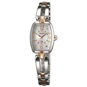 ORIENT オリエント IO イオ Sweet Jewelry ソーラー時計 WI0151WD レディース腕時計|cuore