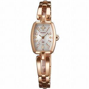 ORIENT オリエント IO イオ Sweet Jewelry ソーラー時計 WI0161WD レディース腕時計|cuore