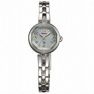 ORIENT オリエント IO イオ Sweet Jewelry ソーラー時計 WI0181WD レディース腕時計|cuore