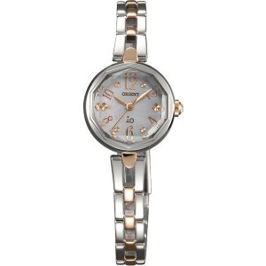ORIENT オリエント IO イオ Sweet Jewelry ソーラー時計 WI0191WD レディース腕時計|cuore