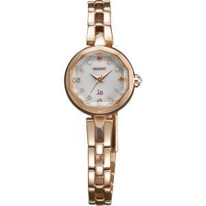 ORIENT オリエント IO イオ Sweet Jewelry ソーラー時計 WI0201WD レディース腕時計|cuore